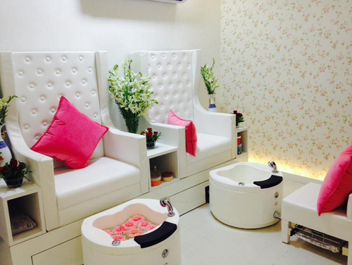 Nail Spa Interior Design Best Nail Designs 2018